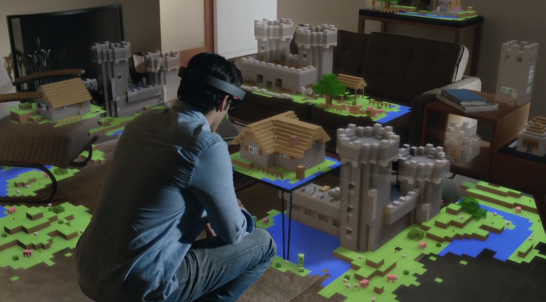 Introducing Microsoft Hololens