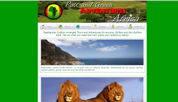 Putt and Green Adventures Africa