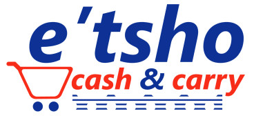 E'tsho Cash & Carry Logo Design